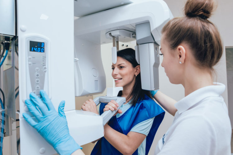 digital Imaging CT Scan dental xrays